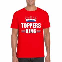 Toppers toppers king t shirt rood heren