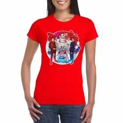 Toppers rood toppers in concert 2019 officieel t shirt dames