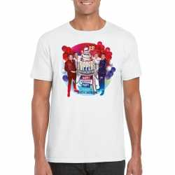 Toppers wit toppers in concert 2019 officieel t shirt heren